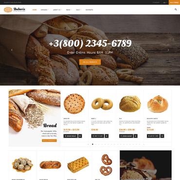 Shopify Theme # 64056