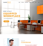 WordPress Template #64066