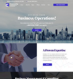 WordPress Template #64076