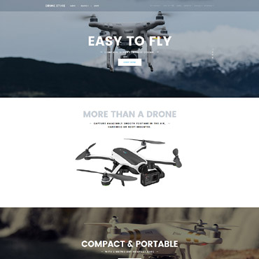 OpenCart Template # 64085