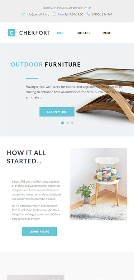 Interior & Furniture Most Popular website inspirations at your coffee break? Browse for more WordPress #templates! // Regular price: $75 // Sources available:.PHP, This theme is widgetized #Interior & Furniture #Most Popular #WordPress