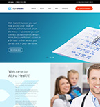 WordPress Template #64100