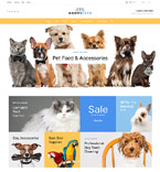 Pet Shop PrestaShop Template