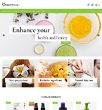 Cosmetics Store PrestaShop Template