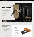 Hair Salon Equipment Store PrestaShop Template