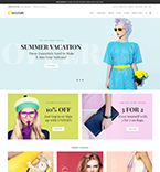 Magento template 64134 - Buy this design now for only $179