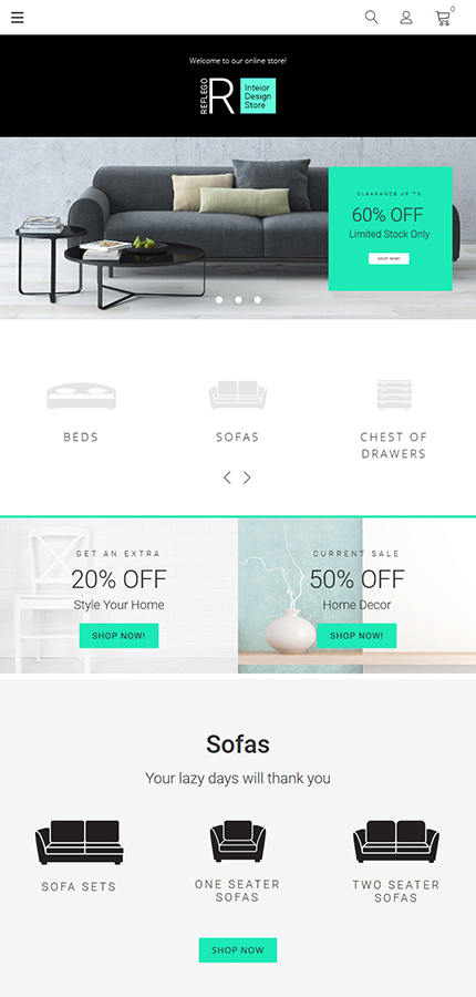 Architecture website inspirations at your coffee break? Browse for more Magento #templates! // Regular price: $119 // Sources available: .PSD, .XML, .PHTML, .CSS #Architecture #Magento