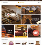 Magento template 64150 - Buy this design now for only $179
