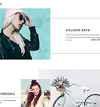 WordPress Template #64160