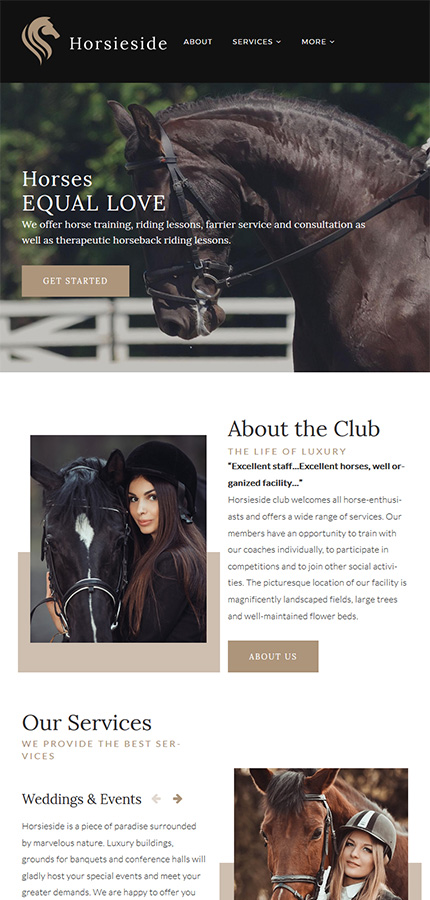 Animals & Pets Most Popular website inspirations at your coffee break? Browse for more WordPress #templates! // Regular price: $75 // Sources available:.PHP, This theme is widgetized #Animals & Pets #Most Popular #WordPress