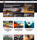 WordPress Template #64361