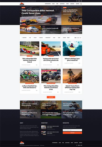 Plantilla web wordpress ideal para Coches y Motos - Ahora por menos ...