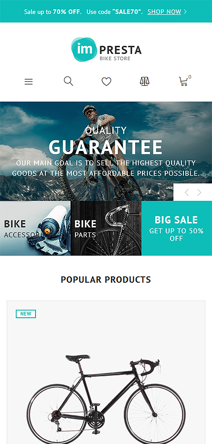 Car Most Popular website inspirations at your coffee break? Browse for more PrestaShop #templates! // Regular price: $139 // Sources available: .PSD, .PHP, .TPL #Car #Most Popular #PrestaShop