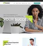 WordPress Template #64396