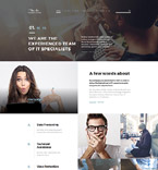 IT Support Company Joomla Template