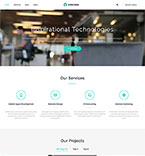 Bootstrap Template #64425