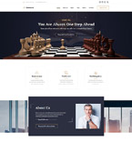 Law Firm Joomla Template