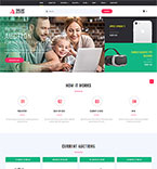 Bootstrap Template #64509