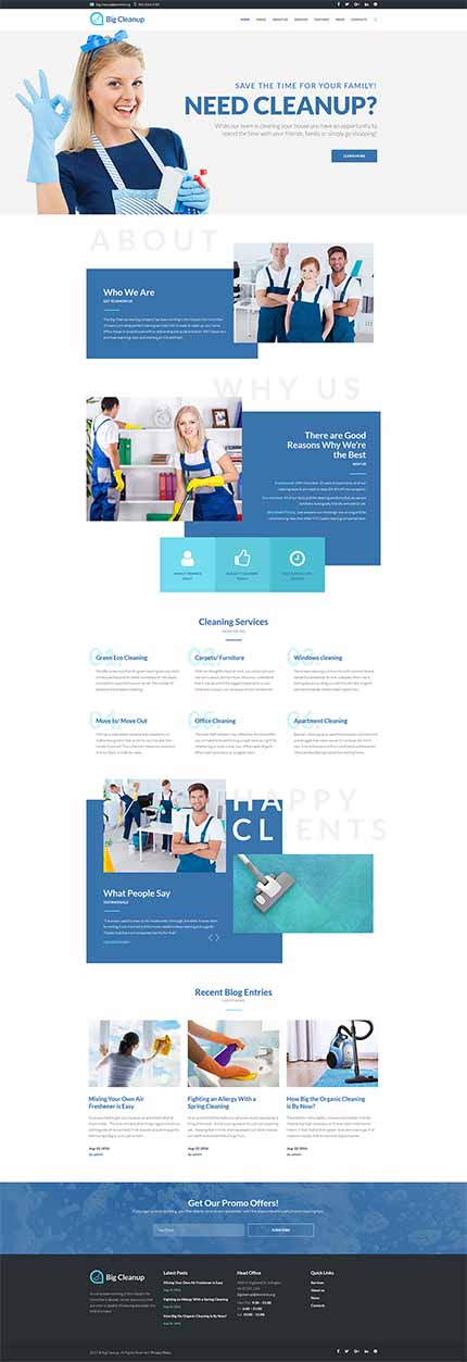 Most Popular Maintenance Services website inspirations at your coffee break? Browse for more WordPress #templates! // Regular price: $69 // Sources available:.PHP, This theme is widgetized #Most Popular #Maintenance Services #WordPress