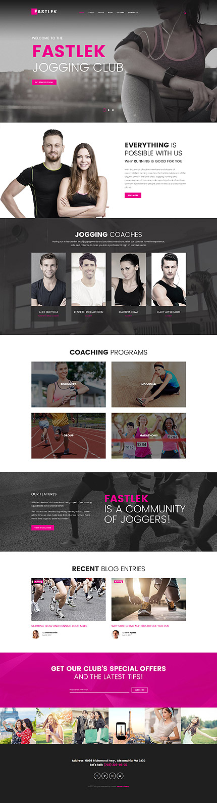 Sport Most Popular website inspirations at your coffee break? Browse for more Joomla #templates! // Regular price: $65 // Sources available: .PSD, .PHP #Sport #Most Popular #Joomla