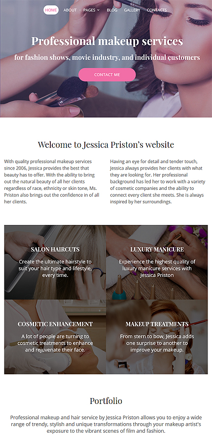 Beauty Most Popular website inspirations at your coffee break? Browse for more Joomla #templates! // Regular price: $75 // Sources available: .PSD, .PHP #Beauty #Most Popular #Joomla