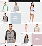Magento template 64596 - Buy this design now for only $179