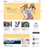 Bootstrap Template #64625