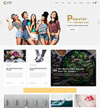 Bootstrap Template #64626
