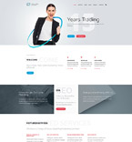 SEO Agency Joomla Template
