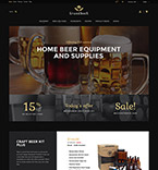 Beer PrestaShop Template