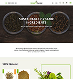 Organic Store PrestaShop Template