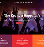 Wordpress template 64747 - Buy this design now for only $75