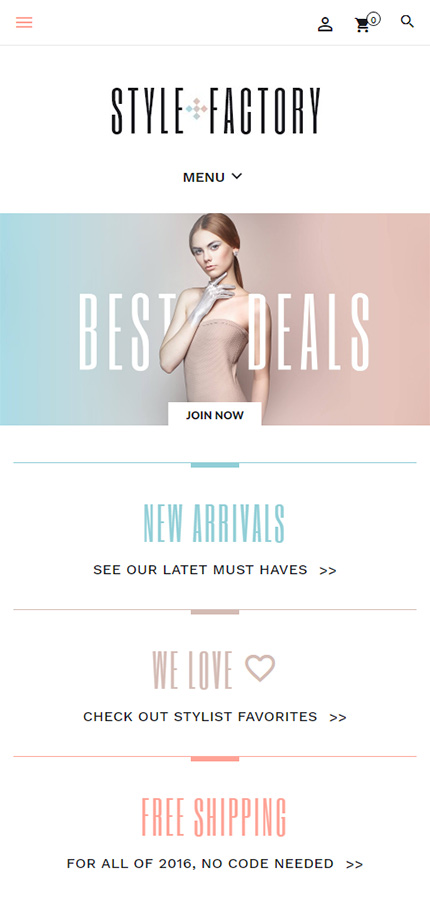 Beauty website inspirations at your coffee break? Browse for more PrestaShop #templates! // Regular price: $139 // Sources available: .PSD, .PHP, .TPL #Beauty #PrestaShop