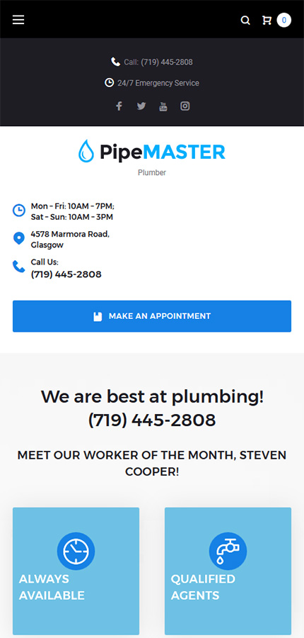 Most Popular Maintenance Services website inspirations at your coffee break? Browse for more WordPress #templates! // Regular price: $75 // Sources available:.PHP, This theme is widgetized #Most Popular #Maintenance Services #WordPress
