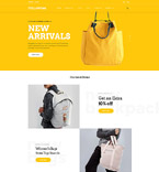 OpenCart Template #64827