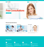 Denta Kids Joomla Template