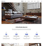 Bootstrap Template #64844