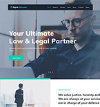 WordPress Template #64848