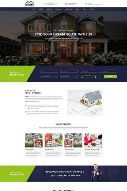 Real Estate Most Popular website inspirations at your coffee break? Browse for more Vendors #templates! // Regular price: $75 // Sources available: #Real Estate #Most Popular #Vendors