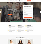 Bootstrap template 64887 - Buy this design now for only $14