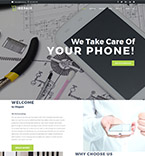 Wordpress template 64920 - Buy this design now for only $75
