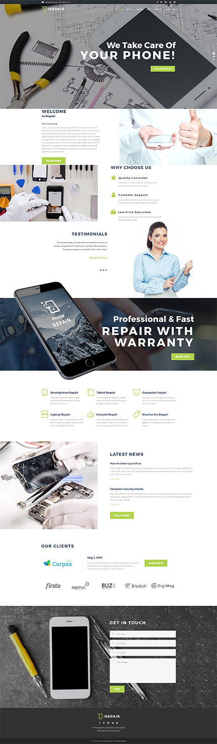 Computers Most Popular website inspirations at your coffee break? Browse for more WordPress #templates! // Regular price: $75 // Sources available:.PHP, This theme is widgetized #Computers #Most Popular #WordPress