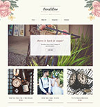 Wordpress template 64996 - Buy this design now for only $45