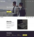 Motocms 3 landing builder template 65035 - Buy this design now for only $19