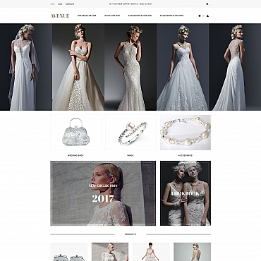 MotoCMS Ecommerce Template # 65054