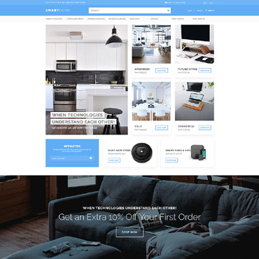 OpenCart Template # 65137