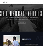 WordPress Template #65159