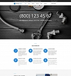 Moto CMS HTML Template #65268