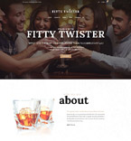 Bar Joomla Template