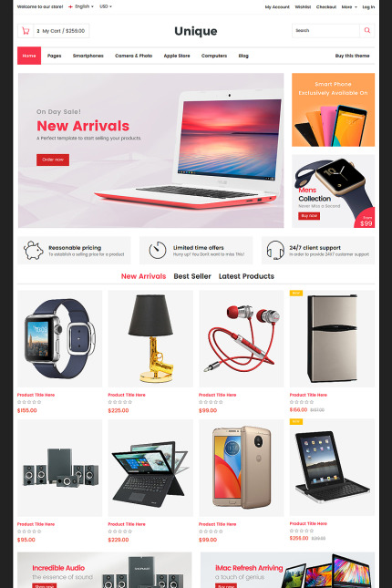 Electronics Most Popular website inspirations at your coffee break? Browse for more Vendors #templates! // Regular price: $72 // Sources available: #Electronics #Most Popular #Vendors
